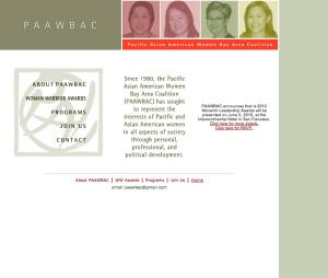 PAAWBAC.ORG - Welcome