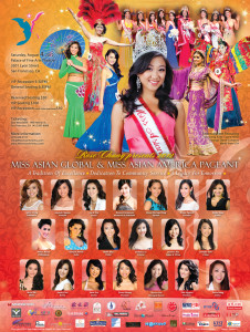 Miss Asian America Pageant 2012