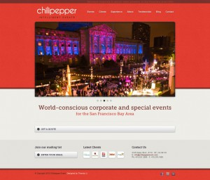 Chilipepper Event | World-conscious corporate and special events for the San Francisco Bay Area
