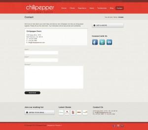 Contact | Chilipepper Event