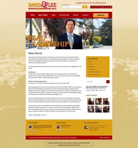 David Lee for San Francisco District 1 Supervisor 2012 | Meet David