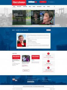 Jackie Cherryhomes for Mayor | Vote November 5, 2013
