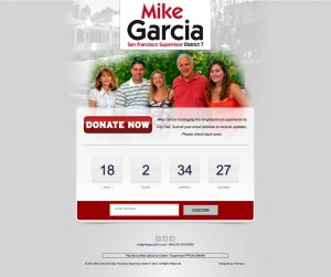 Mike Garcia for San Francisco Supervisor District 7 2012