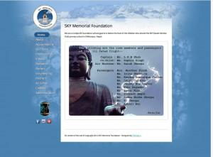 SKY Memorial Foundation | SKY