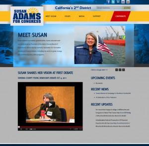 Susan Adams for Congress