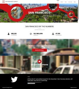 San Francisco Survey |