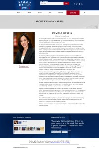 About | Kamala Harris 2014