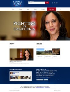 Kamala Harris 2014 | California Attorney General